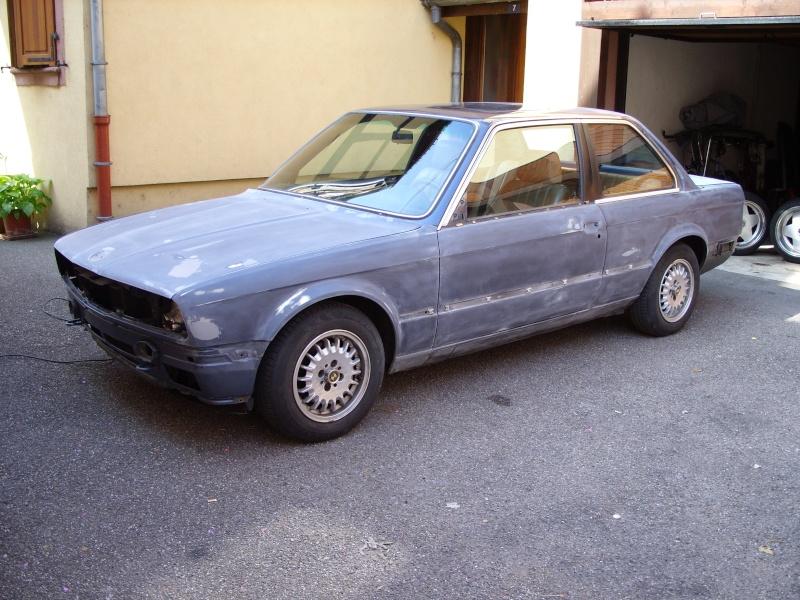 BMW E30 320i de 1986 Ss850610