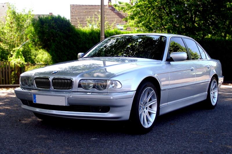 Mon ex 740ia de 1998 Ss851418
