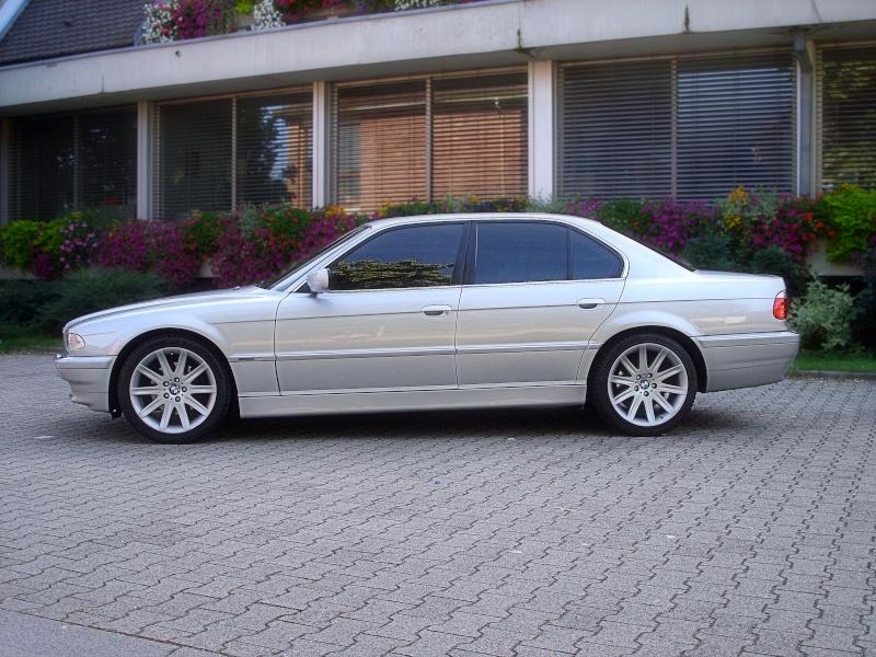 Mon ex 740ia de 1998 Ss851510