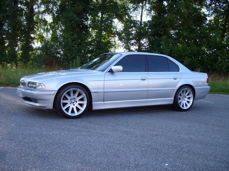 Mon ex 740ia de 1998 Ss852211