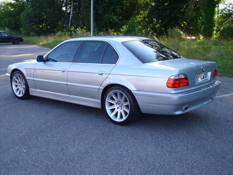 Mon ex 740ia de 1998 Ss852213