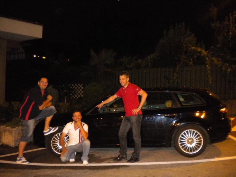 DRIVING AND SHOPPING: CON LE NOSTRE ALFA AL FOXTOWN DI MENDRISIO (SWISS). - Pagina 6 Dscn0911