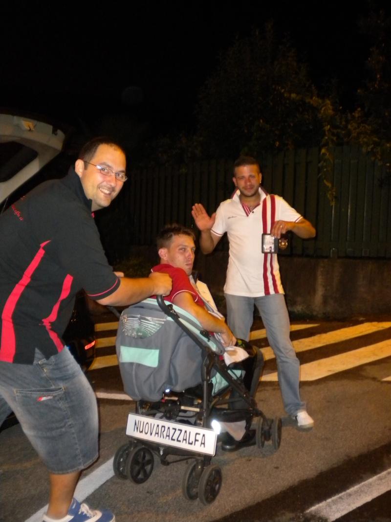 DRIVING AND SHOPPING: CON LE NOSTRE ALFA AL FOXTOWN DI MENDRISIO (SWISS). - Pagina 6 Dscn0917