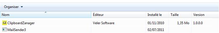 Compatibilité complète avec windows [ RESOLU ] Sz13
