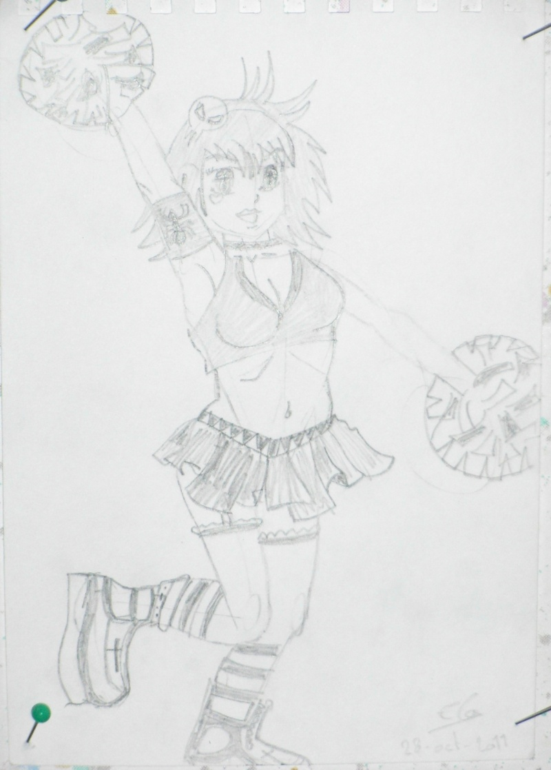 Je me lance dans les dessins mangas Photo_11