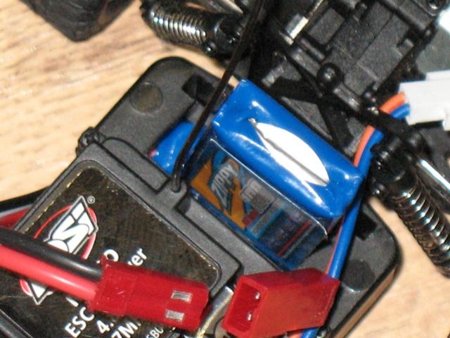 Un autre micro est arrivé un Micro-T 1/36 (Stadium Truck) Photo100