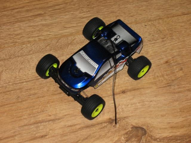 Un petit micro est arrivé le Micro DT 1/36 (Desert Truck) Photo101