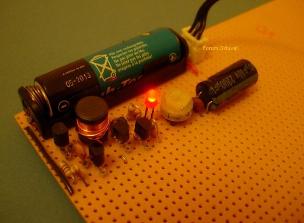 Un projet de compteur geiger à transistors - Page 2 Circui11