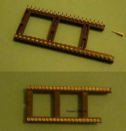 Un projet de compteur geiger à transistors - Page 2 Tulipe10