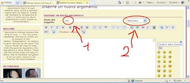 come si lavora su un forum Immagi18