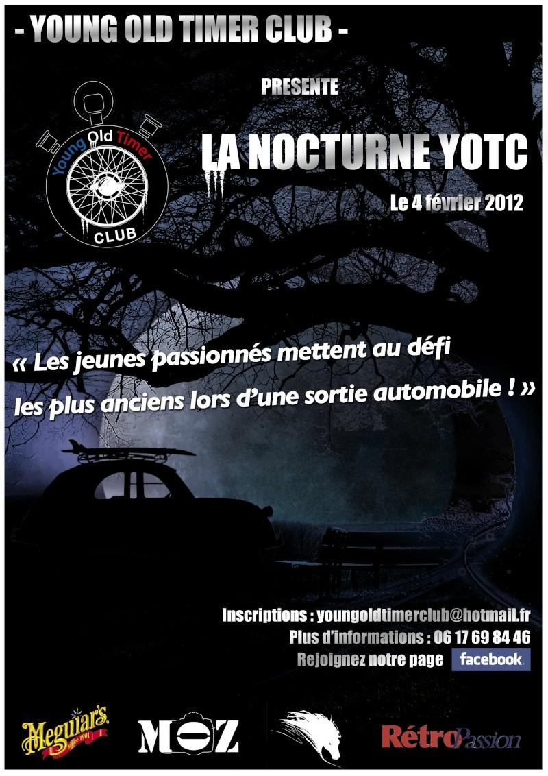 La Nocturne Young Old Timer Club, le 4 fevrier 2012 à Versailles (78) Flyer_12