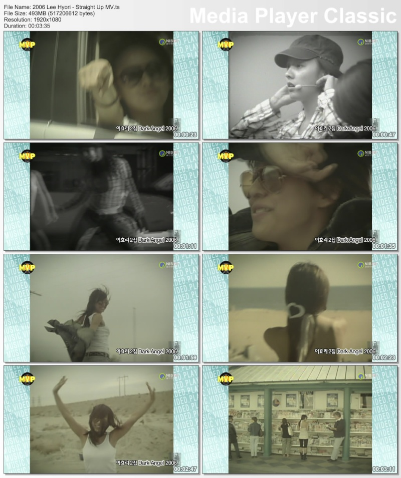 [060000] Hyori - Straight Up MV [493M/avi] - Page 2 2006_l10