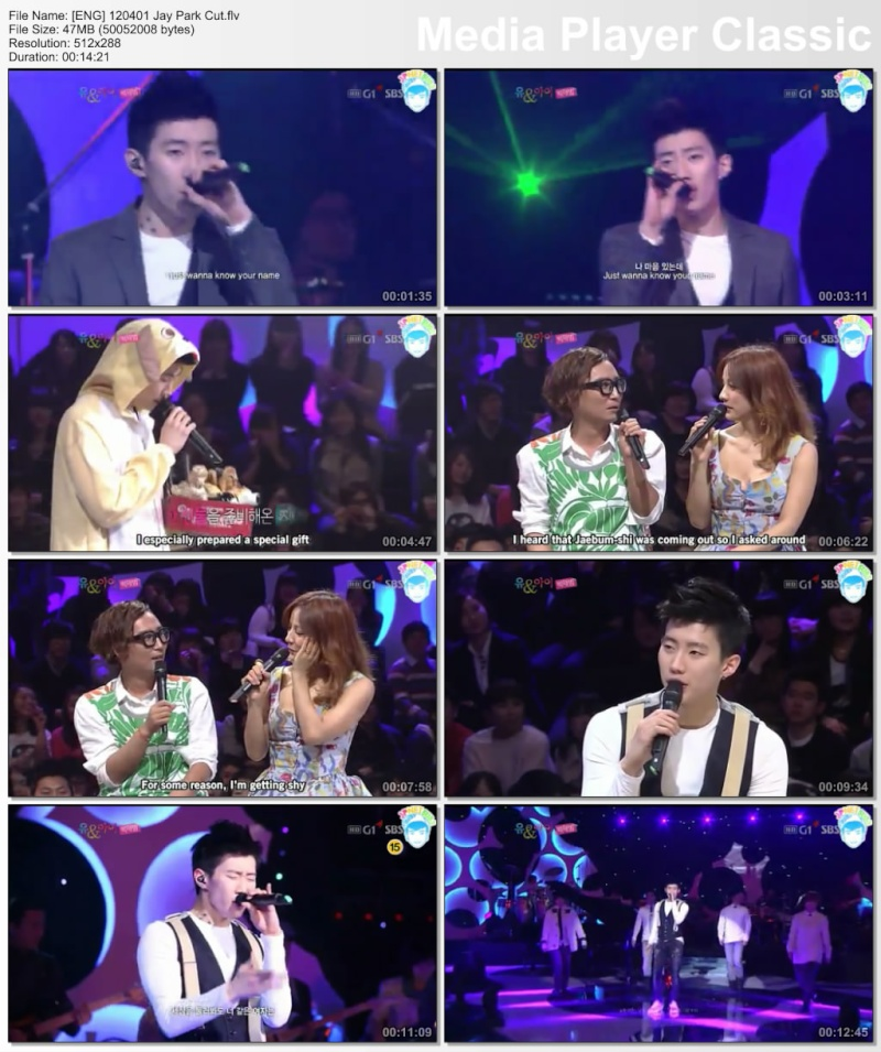 [Engsub][120401] You And I @ Jay Park Cut Eng_1210