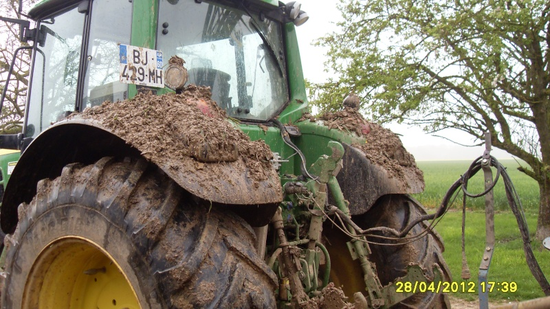 Concours du tracteur le plus cradingue - Page 2 Chemin13