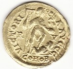 """Vrai ou faux solidus d'Honorius """"Ravenne"""" ? Img_0011"""