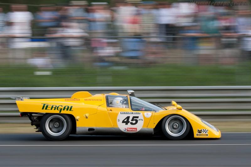 Les grandes Ferrari de l'endurance. Voitur12