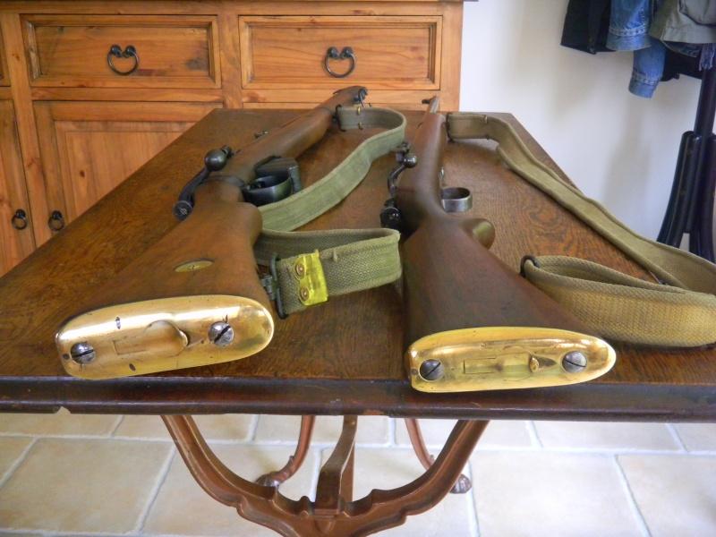 war office pattern miniature rifle. en calibre 22lr. Dscn1114