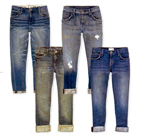 Como usar los jeans boyfriend Jeans10
