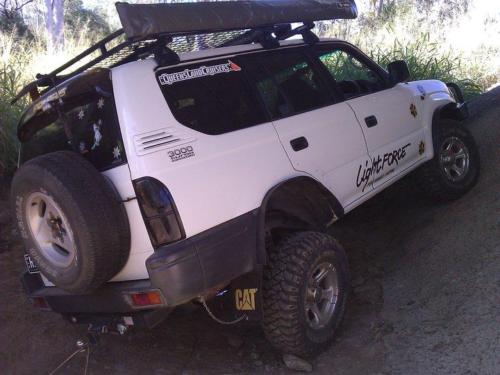 my new rig the PRADO 26394811