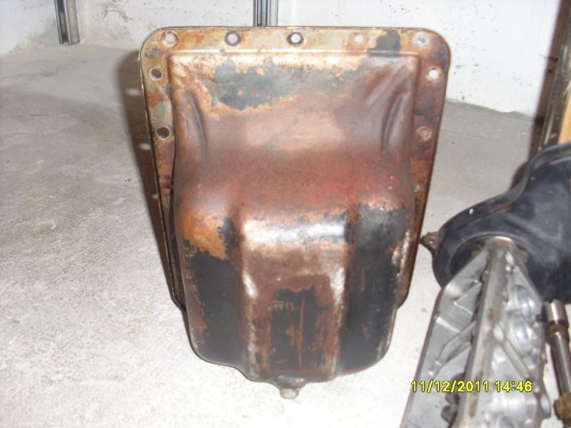 Sprint 1350 DC de florent : sa restauration Sl380012
