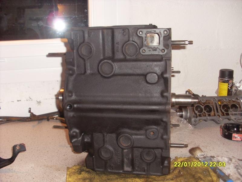 Sprint 1350 DC de florent : sa restauration Sl380111