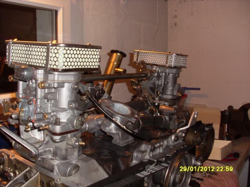 Sprint 1350 DC de florent : sa restauration Sl380112