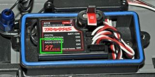 [New] Radio DX3C 2.4Ghz par Spektrum 2710