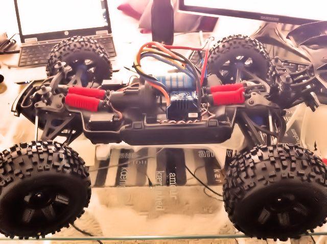 E-REVO upgrade Hobbywing XERUN 2200kv ESC 150A - Page 5 Image819