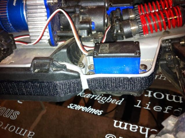 E-REVO upgrade Hobbywing XERUN 2200kv ESC 150A Img_3215