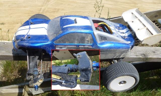 Réglages chassis pour piste TT lente avec nombreux virages - Page 9 P1010136