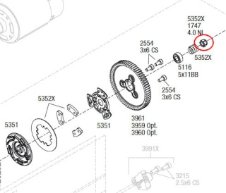 Un nouveau E-REVO Brushless Edition qui arrache ! - Page 4 Sliper10