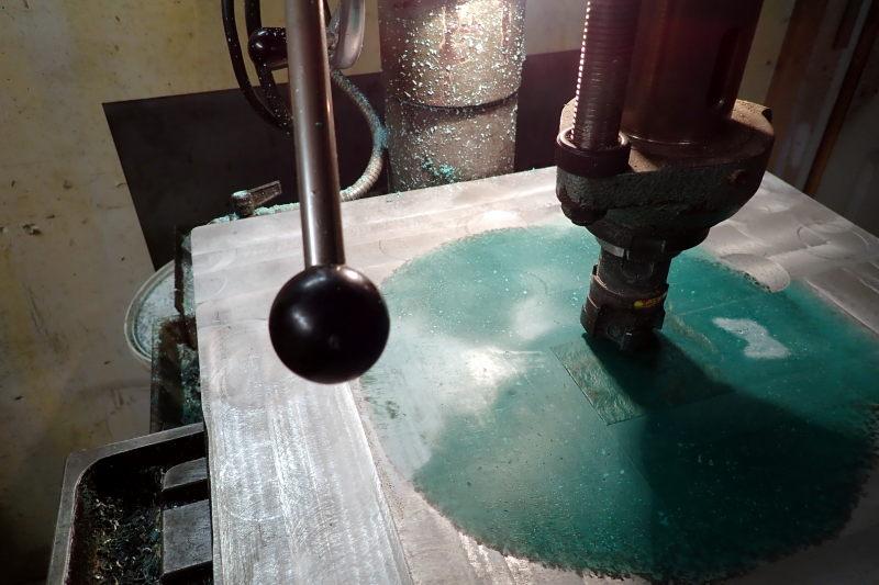CNC : fraise cassée dans de l'alu 6061 0213