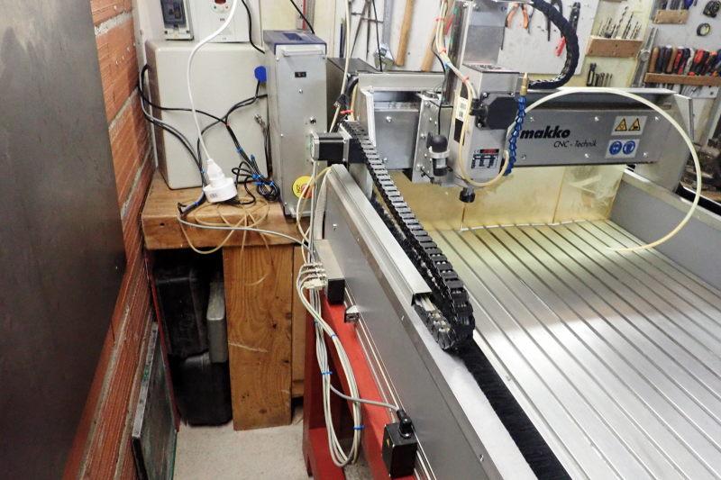 Présentation CNC Makko M1070 Su 20_0311