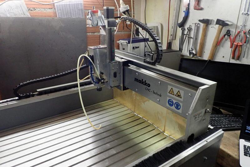 Présentation CNC Makko M1070 Su 20_0511