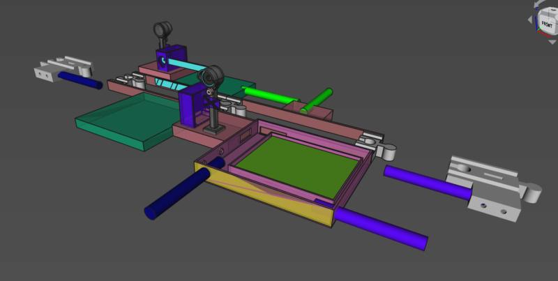 [Train bois] Passage à niveau piloté par Arduino 213