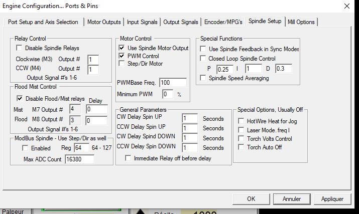 [Résolu] CNC Makko : Mach3 commande à nouveau la broche Annota15
