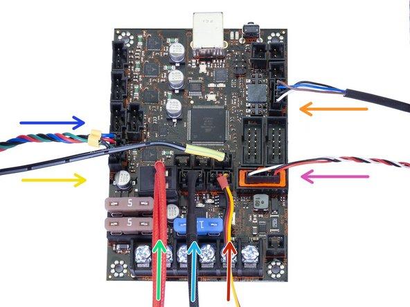"""Prusa MK3S. HELP, fil bloqué et message : """"appuyez sur le bouton pour décharger le filament"""" Branch10"""
