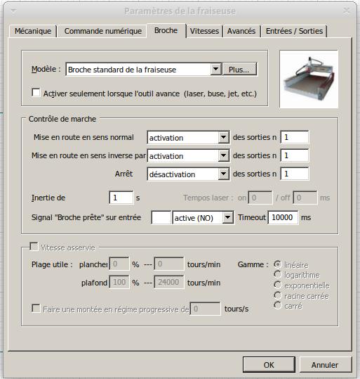Présentation CNC Makko M1070 Su Broche10