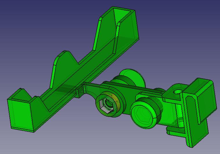Vos impressions 3D à l'oeil Cam210