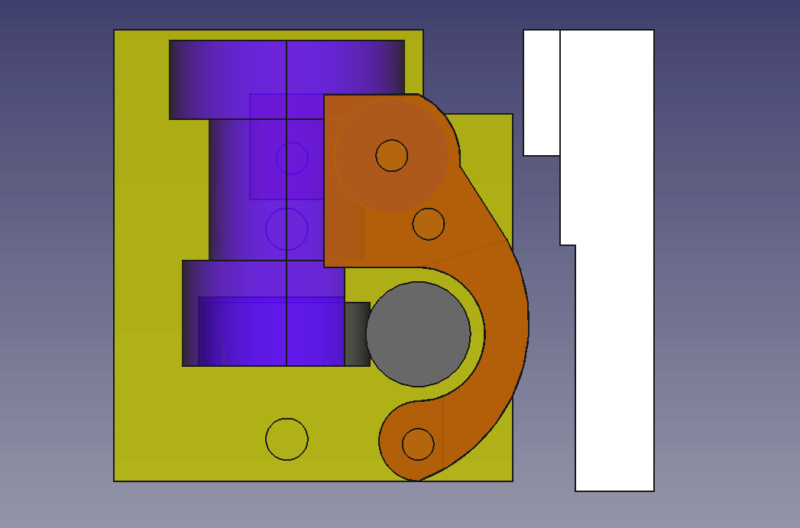Impression 3D : un support d'appareil à retomber dans le pas Captur50