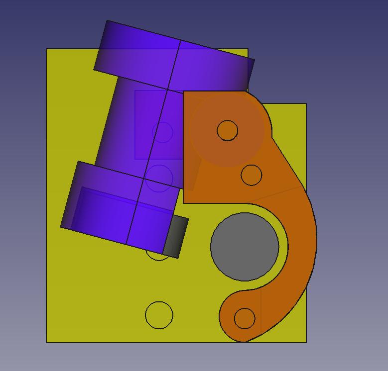 Impression 3D : un support d'appareil à retomber dans le pas Captur53