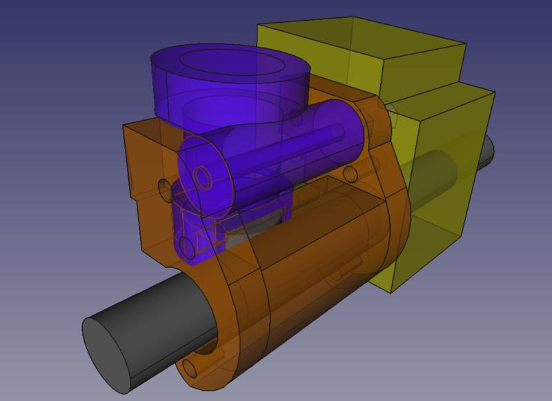 Impression 3D : un support d'appareil à retomber dans le pas Captur64