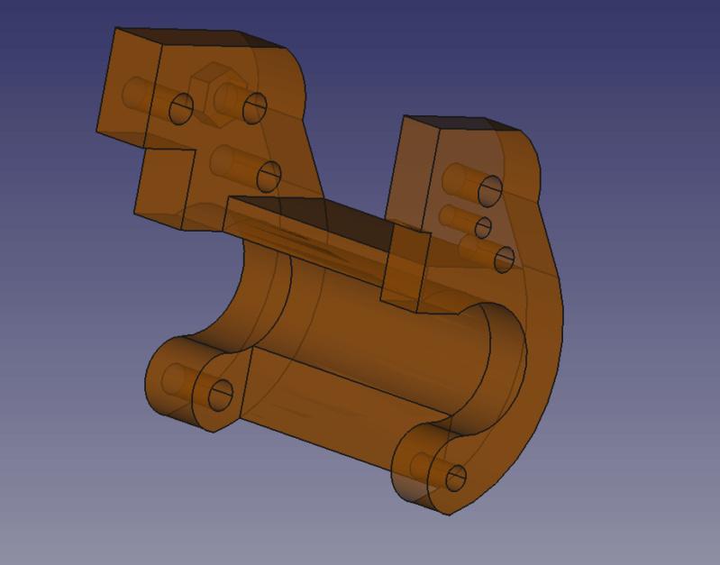 Impression 3D : un support d'appareil à retomber dans le pas Captur68