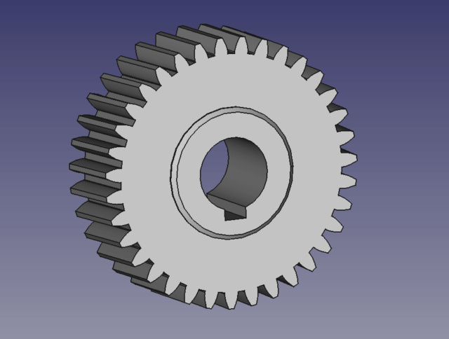 Impression 3D : un support d'appareil à retomber dans le pas Captur71