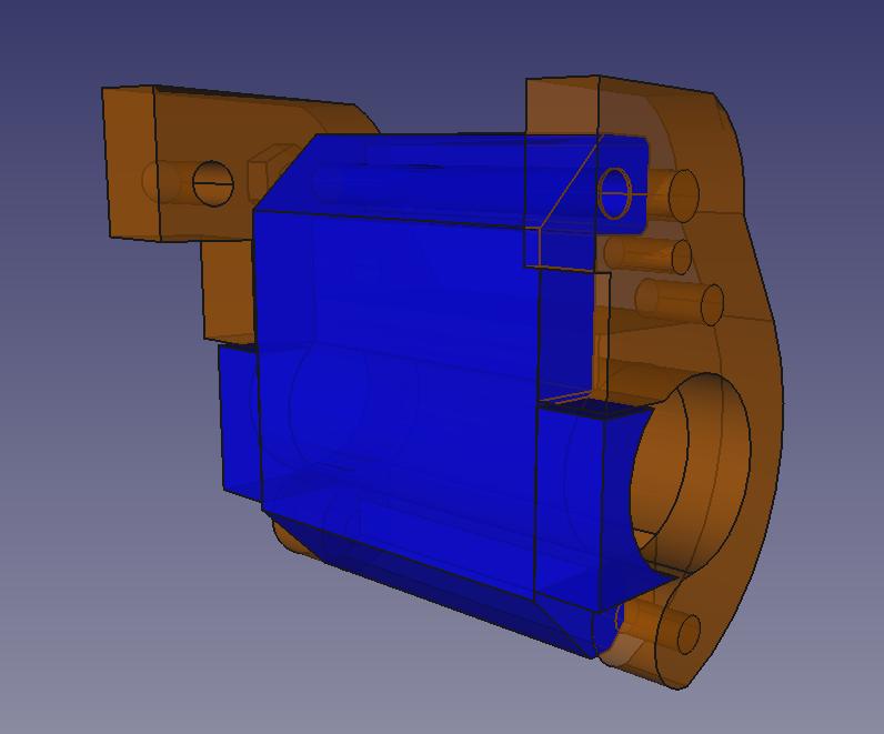 Impression 3D : un support d'appareil à retomber dans le pas Captur74