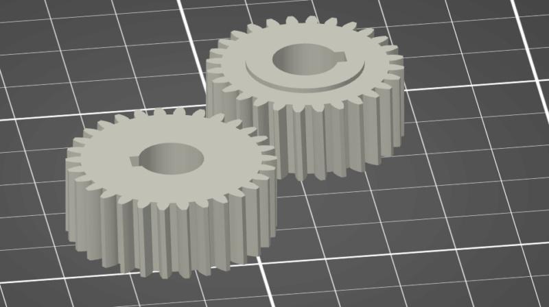 Impression 3D : un support d'appareil à retomber dans le pas Captur75