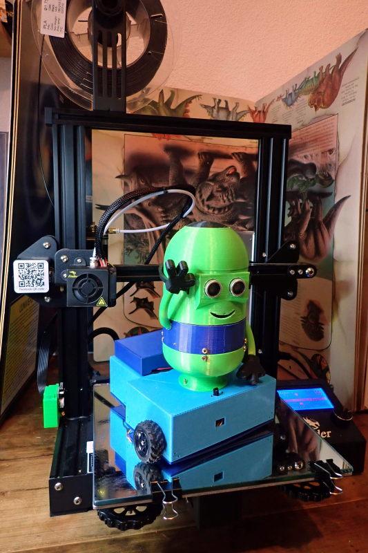 [VENDUE] Imprimante 3D Ender 3 Pro Ender315