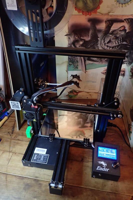 [VENDUE] Imprimante 3D Ender 3 Pro Ender320
