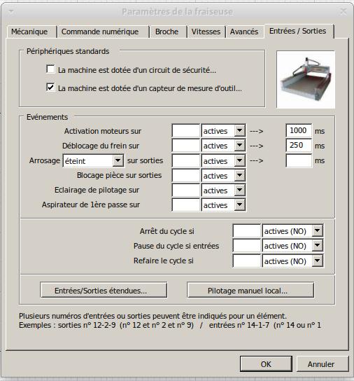 Présentation CNC Makko M1070 Su Es10