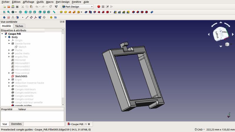De la 3D au coupe frites Freeca11